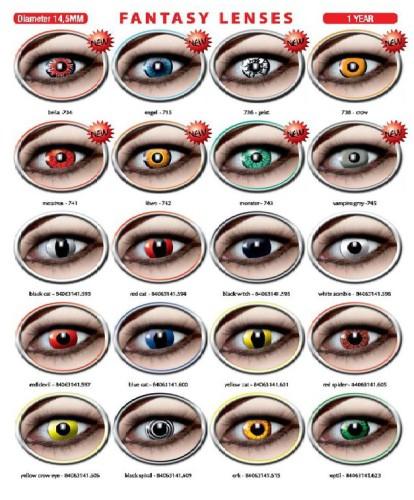 Fantasy lenses