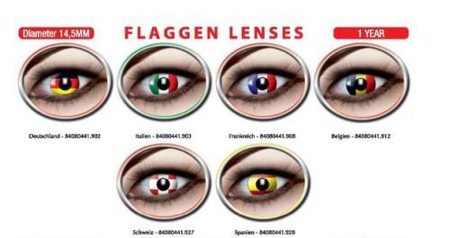Flaggen lenses